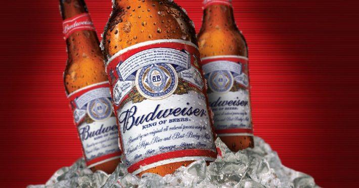 Budweiser birra