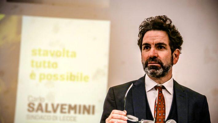 Carlo Salvemini tap