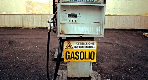 gasolio francia