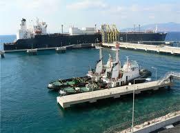 Terminal Egegaz gas