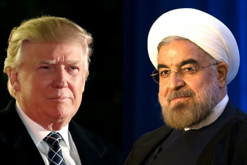 Trump-rohani Nucleare