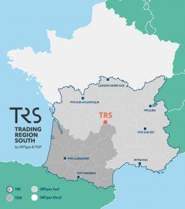 trading region