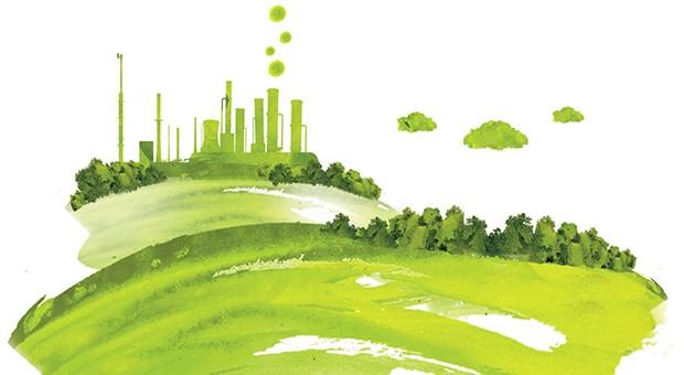 green economy piccoli comuni
