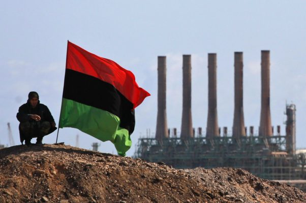 Libia energia