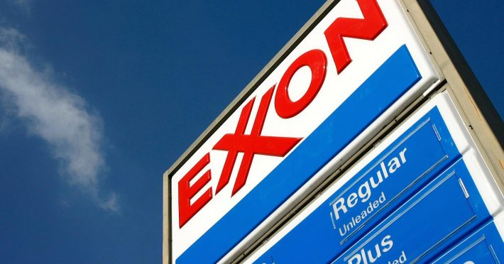 exxon crisi petrolio