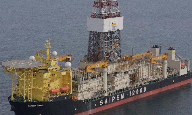 Saipem-12000-drillship