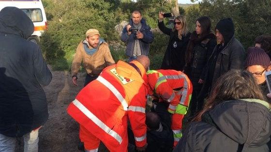 Gasdotto Tap, nuovi scontri al cantiere: feriti un carabiniere e un manifestante