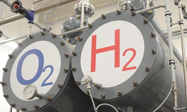 l'idrogeno