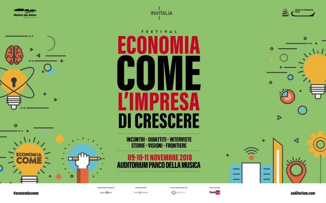 Festival Economia COME energia