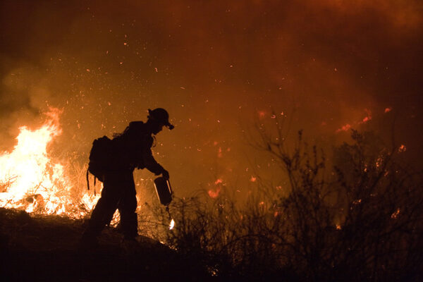 incendi california rinnovabili